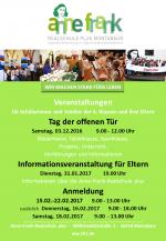 Veranstaltungen für Grundschüler