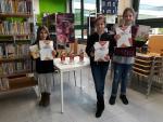 Lesen macht stark! Amelie gewinnt den Schulentscheid im Vorlesewettbewerb