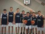 Dritter Platz im Basketball-Landesfinale