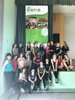 Tanzworkshop zum Auftakt der Sportwoche