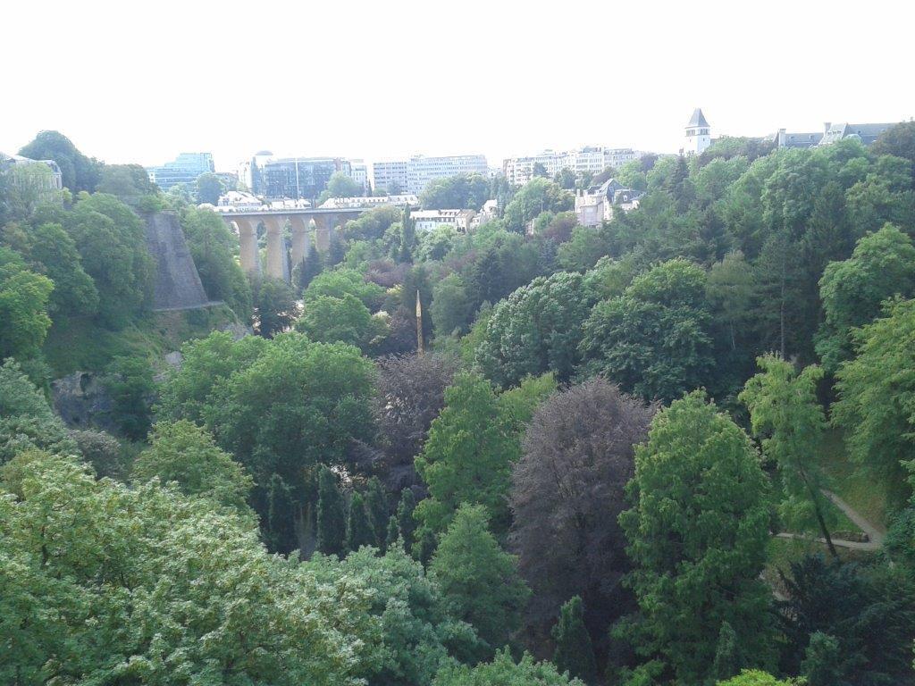 Exkursion WPF Französisch 9 nach Luxemburg